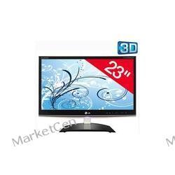 """LG DM2350D-PZ monitor LED 23"""" 3D Full HD z tunerem TV"""