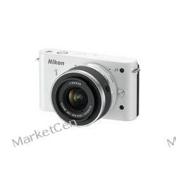 NIKON 1 J1 biały + obiektyw 10-30 mm