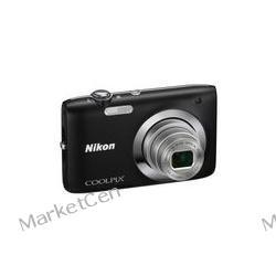 NIKON Coolpix S2600 czarny