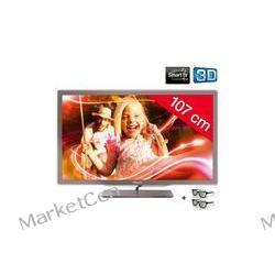 PHILIPS Telewizor LED 3D 42PFL7606H