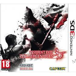 NINTENDO Resident Evil: the Mercenaries 3D [3DS]