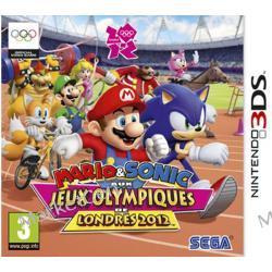 SEGA Mario & Sonic na Olimpiadzie w Londynie 2012 [3DS]