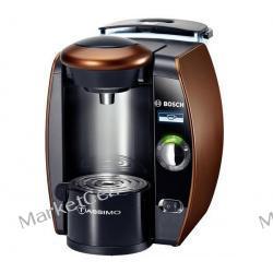 BOSCH Ekspres do kawy Tassimo TAS6517 brązowy + 16 wkładów T DISCS Tassimo Carte Noire Expresso Bezkofeinowa
