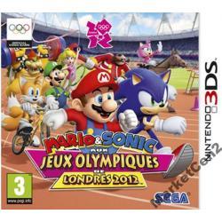 Mario & Sonic na Olimpiadzie w Londynie 2012