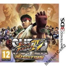 NINTENDO Super Street Fighter IV 3D [3DS]