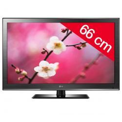 """Telewizor LCD 26CS460 + Uchwyt ścienny Pixmono do telewizora LCD 10-30""""..."""
