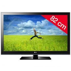 Telewizor LCD 32LK451 + Uchwyt ścienny ES200...
