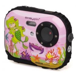 Szczelny aparat fotograficzny Bubble Belle WooBox różowy...