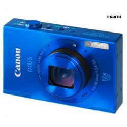 500 HS niebieski + Karta pamięci Micro SD HC 8 GB + adapter SD + Etui Compact + Akumulator eForce NB9L...