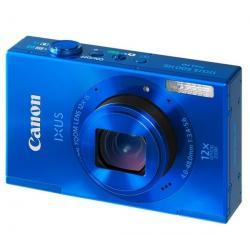 500 HS niebieski + Etui Compact + Karta pamięci Micro SD HC 8 GB + adapter SD...