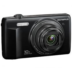 VR-340 czarny + Karta pamięci SDHC 4 GB  + Etui Compact...