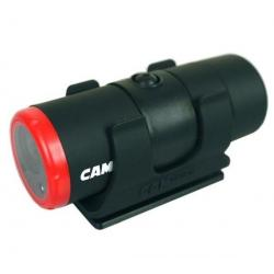 Mini kamera HD-S 720p + Karta pamięci Micro SD HC 8 GB + adapter SD + Etui nylonowe TBC-302...