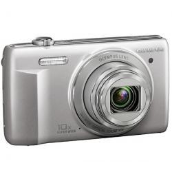 VR-340 srebrny + Etui Compact + Karta pamięci SDHC 4 GB...