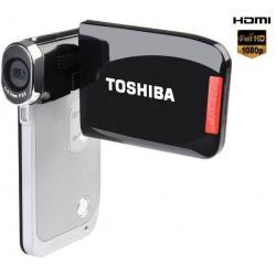 Kamera HD P20 czarna + Etui MSEC-4K czarne + Karta pamięci SDHC 16 GB...