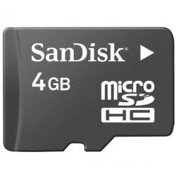 Karta pamięci microSD 4 GB...