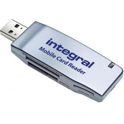 """Czytnik do przenośnych kart """"16 w 1"""" USB 2.0..."""