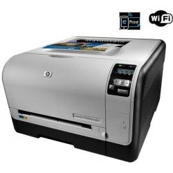 Wielofunkcyjna sieciowa kolorowa drukarka Laserjet Pro CP1525nw + bezprzewodowa...