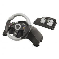 Kierownica  Microcon Racing Wheel + pedały [XBOX360]...