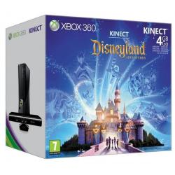 Konsola Xbox 360 S - 4 GB + sensor Kinect + gra Disneyland Adventure [XBOX360]...