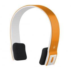Słuchawki Bluetooth 2.1 z mikrofonem H.EAR pomarańczowe...