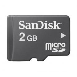 Karta pamięci  microSD 2 GB...