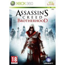 Assassin's Creed: Brotherhood [XBOX360] (wersja angielska)...