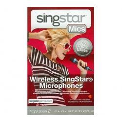 2 bezprzewodowe mikrofony Singstar [Playstation3]...