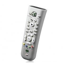 DVD Remote - Uniwersały pilot biały [XBOX 360]...