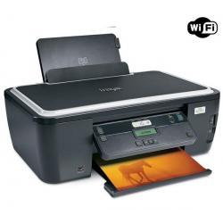 Wielofunkcyjna sieciowa kolorowa drukarka atramentowa Impact S305 WiFi + Kabel USB A męski/B męski 1,80m...