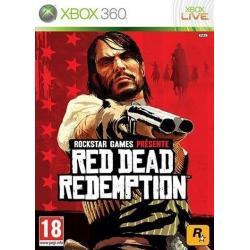 Red Dead Redemption [XBOX 360] + Kabel HDMI 1.4 męski / HMDI męski - 2 m (MC380-2M)...
