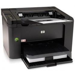 Monochromatyczna sieciowa drukarka laserowa LaserJet Pro P1606DN + Kabel USB A męski/B męski 1,80m + Ryza papieru Goodway - 80 g...