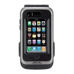 Pokrowiec GPS ToughCase szary/czarny + Pokrowiec ochronny...