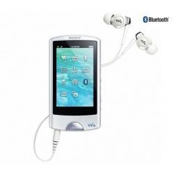 Odtwarzacz r MP4 FM NWZ-A864 8GB biały + Uniwersalna ładowarka IUSBTC10...