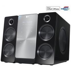 Mikrowieża CD/MP3/USB/iPod FA166 + Słuchawki audio SBCHP400...