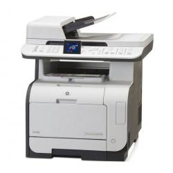 Wielofunkcyjna sieciowa kolorowa drukarka laserowa Color LaserJet CM2320nf + Toner tuszu HP Color LaserJet CC531A cyan + Kabel U...