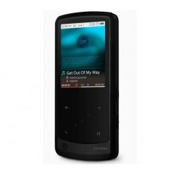 Odtwarzacz MP3 iAudio i9 16 GB czarny + Łącznik do gniazda jack 3.5 mm + Słuchawki douszne MDR-EX50LP czarne...