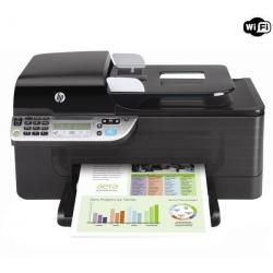 Wielofunkcyjna drukarka atramentowa Officejet 4500 WiFi  + Ryza papieru Goodway - 80 g/m? - A4 - 500 sztuk + Kabel USB A męski/B...