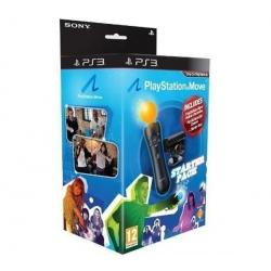 Starter Pack PlayStation Move [Playstation 3] + Nawigacyjny gamepad PlayStation Move [Playstation 3]...