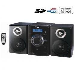 Mikrowieża CD/MP3/USB/SD LHC-827 + Słuchawki audio SBCHP400...
