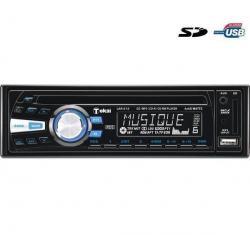 Radioodtwarzacz CD/MP3/AUX/USB/SD LAR-212 + Kabel pomocniczy - jack 3,5 mm...
