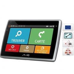 Nawigacja GPS Spirit 578 Full Europa - TMC Premium (dożywotni abonament) + Twardy pokrowiec...