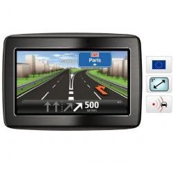 Nawigacja GPS Via 125 Europa + Uchwyt antypoślizgowy...
