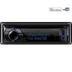 Radioodtwarzacz samochodowy CD/MP3 USB/iPod KDC-5051U + Pokrowiec do panela radia samochodowego EFA100...