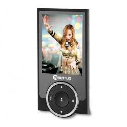 Odtwarzacz MP4 M24HD - 8 GB + Kabel audio stereo jack męski/męski  (1,2 m) + Ładowarka USB biała...