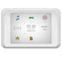 Odtwarzacz MP4 C2 8 GB biały + Słuchawki Hi-Fi RP-HTX7E-K czarne...