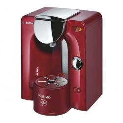 Ekspres do kawyTassimo TAS5543 czerwony + 16 saszetek T DISCS Tassimo Cappuccino...