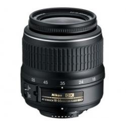 Obiektyw AF-S DX VR 18-55mm f/3.5-5.6G + Filtr UV HTMC 52mm...