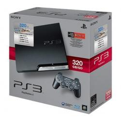 Konsola PlayStation 3 Slim 320 GB...