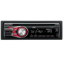 Radioodtwarzacz CD/MP3 KD-R321E + Pokrowiec do panela radia samochodowego EFA100...
