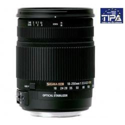 Obiektyw 18-250 mm f/3.5-6.3 DC OS HSM + Neoprenowy pokrowiec LPXPERTM...